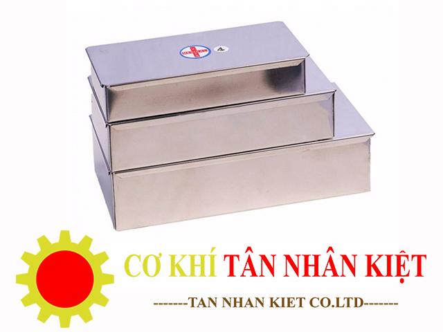 sản xuất hộp inox